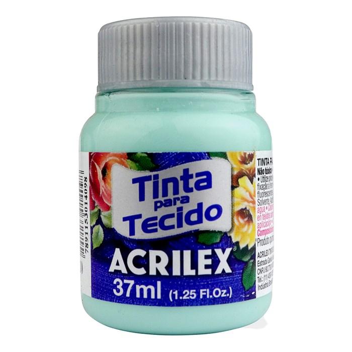 Tinta para Tecido Fosca Acrilex 37mL - 810 Verde Bebê
