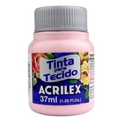 Tinta para Tecido Fosca Acrilex 37mL - 813 Rosa Bebê