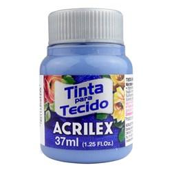Tinta para Tecido Fosca Acrilex 37mL - 825 Azul Country