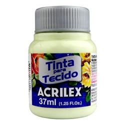 Tinta para Tecido Fosca Acrilex 37mL - 897 Verde Soft