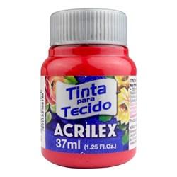 Tinta para Tecido Fosca Acrilex 37mL - 984 Vermelho Natal