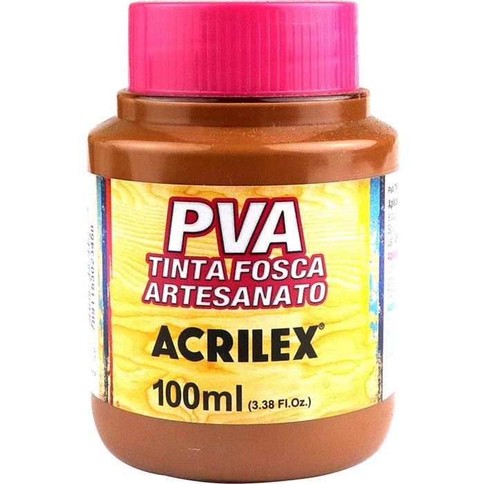 Tinta PVA Fosca para Artesanato Acrilex 100mL - 506 Cerâmica