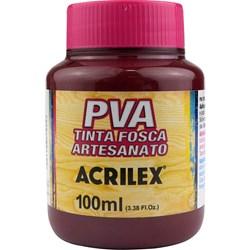 Tinta PVA Fosca para Artesanato Acrilex 100mL Arandando