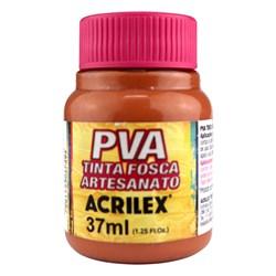 Tinta PVA Fosca para Artesanato Acrilex 37mL - 506 Cerâmica