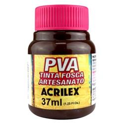 Tinta PVA Fosca para Artesanato Acrilex 37mL Rústico
