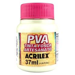 Tinta PVA Fosca para Artesanato Acrilex 37mL Saara
