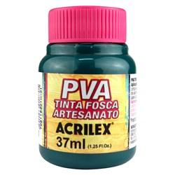 Tinta PVA Fosca para Artesanato Acrilex 37mL Verde Bandeira