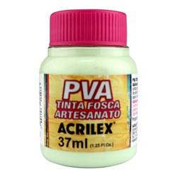 Tinta PVA Fosca para Artesanato Acrilex 37mL Verde Primavera