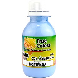 Tinta PVA Fosca para Artesanato True Colors 100mL - 7105 Hortênsia