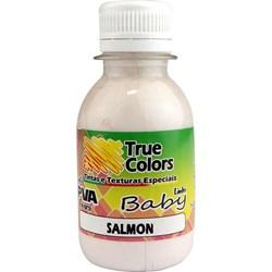 Tinta PVA Fosca para Artesanato True Colors 100mL - 7205 Salmon Baby