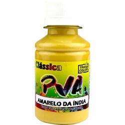 Tinta PVA Fosca para Artesanato True Colors 100mL Amarelo da Índia