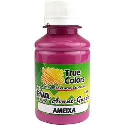 Tinta PVA Fosca para Artesanato True Colors 100mL Ameixa