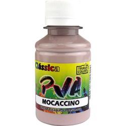 Tinta PVA Fosca para Artesanato True Colors 100mL Mocaccino