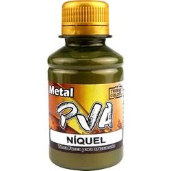 Tinta PVA Metal True Colors 100mL - 7996 Níquel