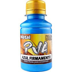 Tinta PVA Metal True Colors 100mL - Azul Firmamento