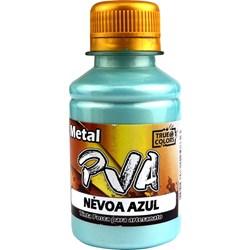 Tinta PVA Metal True Colors 100mL - Névoa Azul