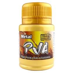 Tinta PVA Metal True Colors 37mL - 7992 Ouro Rico
