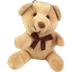 Ursinho de Pelúcia Teddy 9x8cm PEL022