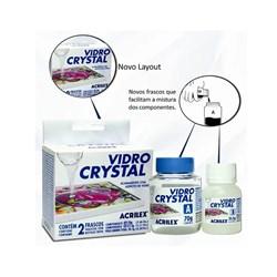 Verniz Vidro Crystal Acrilex 100mL